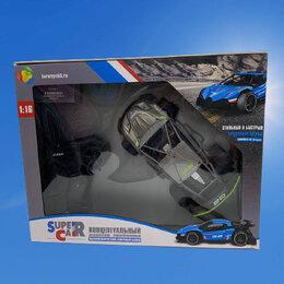 Радиоуправляемые игрушки - Машина радиоуправляемая, трюковая dh666-68, 0