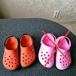 Шлепанцы - Crocs размер С10, 0