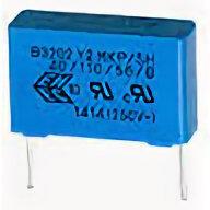 Запчасти к аудио- и видеотехнике - Конденсатор подавления ЭМП, B81122-A1104-M, 0.1 мкф, 250В, Y2, 0