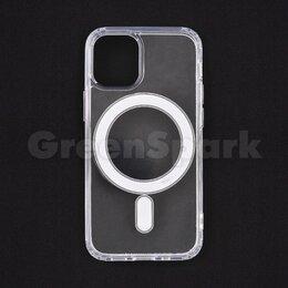 Чехлы - Накладка Vixion для iPhone 12 Mini MagSafe (прозрачный), 0