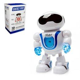 Роботы и трансформеры - Робот «Танцор», световые и звуковые эффекты, работает от батареек, цвета МИКС, 0