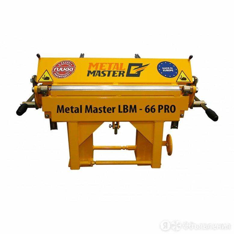Листогиб METALMASTER LBM-66 PRO по цене 56948₽ - Гибочные станки, фото 0