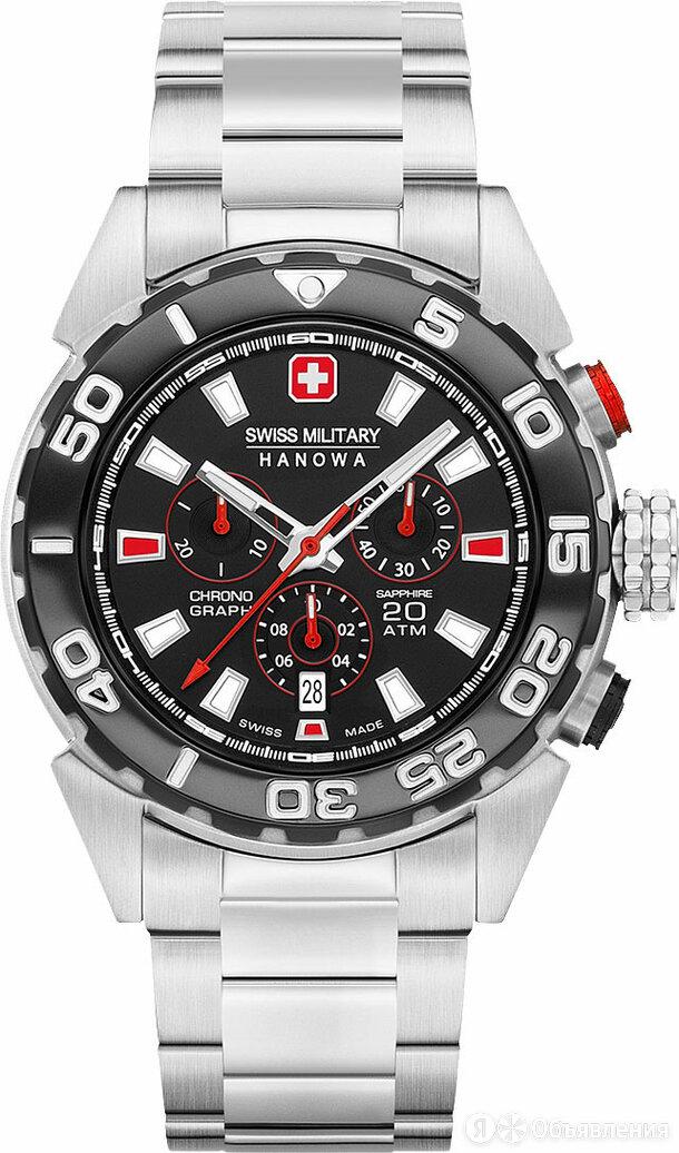 Наручные часы Swiss Military Hanowa 06-5324.04.007 по цене 37600₽ - Наручные часы, фото 0