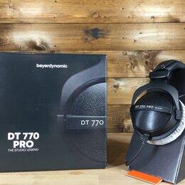 Комплекты акустики - BEYERDYNAMIC DT-770 Pro 80 Ohms, 0