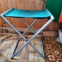 Походная мебель - Стул складной бу, 0