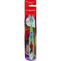 Гигиена полости рта - Щетка зубная детская Colgate Спайдер,Барби 5+, 0