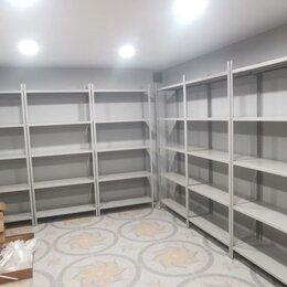 Мебель для учреждений - Стеллаж складской / Архивный Металлический Сборный, 0