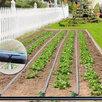 Капельная эмиттерная лента полива растений теплицы КЛ 25 метров шаг 30 по цене 670₽ - Шланги и комплекты для полива, фото 0
