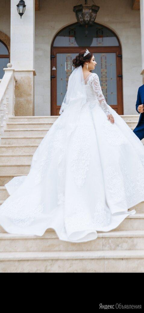 Свадебное платье  по цене не указана - Платья, фото 0