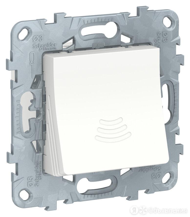 UNICA NEW ЗВОНОК электронный 70 дБ/ 1 м БЕЛЫЙ NU578618 Schneider Electric по цене 5586₽ - Другое, фото 0