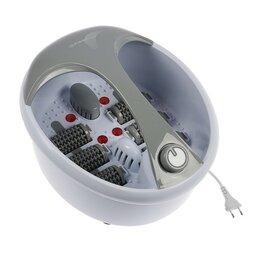 Гидромассажеры - Массажная ванночка для ног FIRST FA-8115-1, электрическая, 450 Вт, 3 реж., ИК..., 0