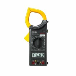 Измерительные инструменты и приборы - Клещи токовые M266F Mastech 13-1304, 0
