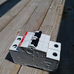Электрические щиты и комплектующие - автомат ABB SH201L C32 В, 0