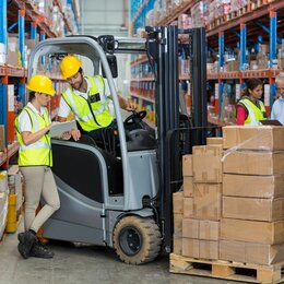 Работники склада - Работник на складе , 0