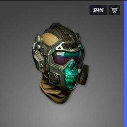 """Скины для игр - Warface шлема """"blackwood"""", 0"""