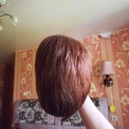 Аксессуары для волос - Парик женский,натуральные волосы, 0