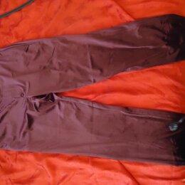 Брюки - Штаны брюки велюр бархат burgundy   INC оригинал из Америки  32-30, 0