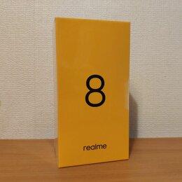 Мобильные телефоны - Realme 8 6/128 Gb Чек Гарантия, 0
