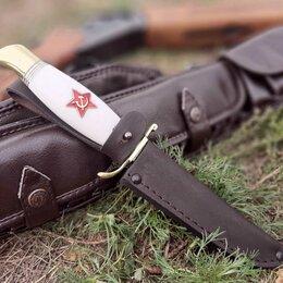 Ножи и мультитулы - Финка НКВД ручная работа , 0