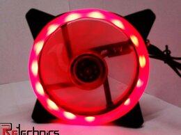 Кулеры и системы охлаждения - Вентилятор B.J 12025 FAN RGB 120мм красный 12В 0.3, 0