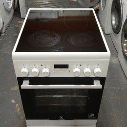 Плиты и варочные панели - Стеклокерамическая плита Electrolux, 0