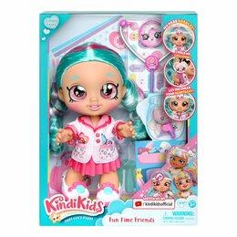 Куклы и пупсы - Кукла Kindi Kids Cindy Pops (врач Синди Попс), 0