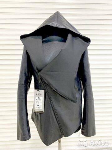 Женская куртка кожзаменитель по цене 3500₽ - Пуховики, фото 0