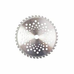 Ножи и насадки для газонокосилок - Диск для триммера REDVERG 5019521, 0