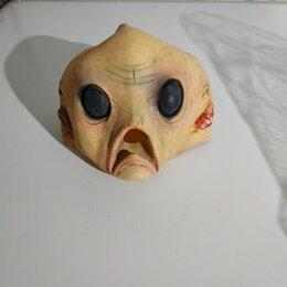 Средства индивидуальной защиты - Страшные маски инопланетян, 0