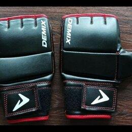 Перчатки для единоборств - Новые мма перчатки demix, 0