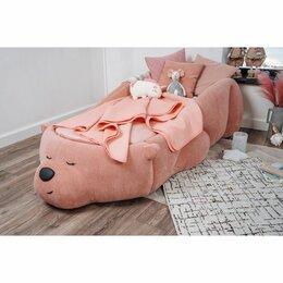 Кроватки - Кровать Romack Sonya Мишка Junior , Фламинго, 0