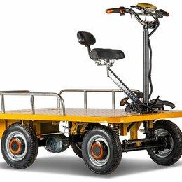 Оборудование для транспортировки - Электрическая тележка RuTrike СКЛАД 1500 New, 0