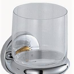 Электрические зубные щетки - INDA Стакан для зубных щёток Inda Globe А25100CD03, 0