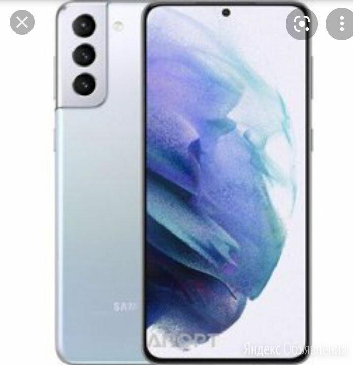 Samsung galaxy s21 5g 128 гб серебристый по цене 10000₽ - Вещи, фото 0