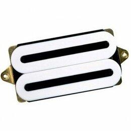 Аксессуары и комплектующие для гитар - DiMarzio DP102W X2N звукосниматель белый, 0