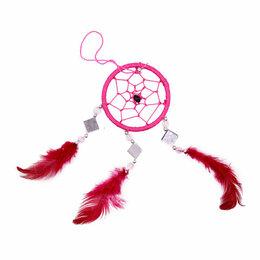 Интерьерная подсветка - Ловец снов SYU-001PN Розовый цвет Венеры разжигает любовь d-6cm h-22cm, 0