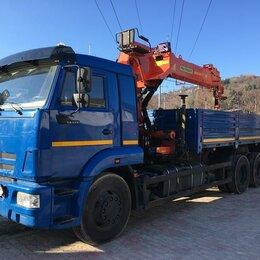 Спецтехника и навесное оборудование - Аренда манипулятора 10 тонн в Москве и Московской области, 0