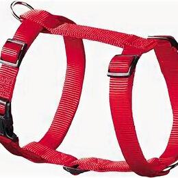 Шлейки  - HUNTER SMART шлейка для собак ECCO SPORT L (54-87/59-100 см) нейлон красная , 0