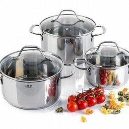 Наборы посуды для готовки - Набор посуды TALLER 11060-TR Брилон, 6 предметов, 0