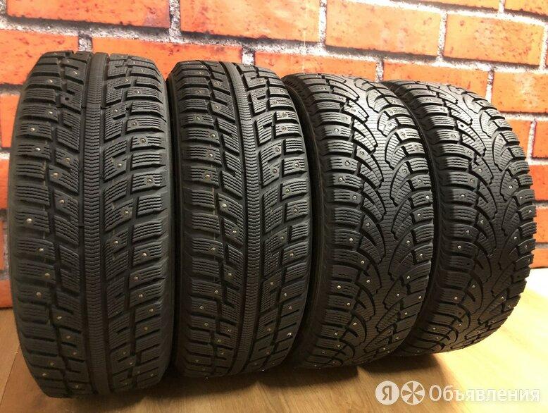 215/55/17 зимние шины Kumho izen + Bridgestone по цене 13100₽ - Шины, диски и комплектующие, фото 0