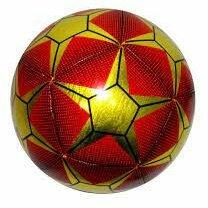 Мячи - Мяч футбольный №5 (2,7мм, PVC, 390г), 0