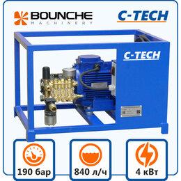 Мойки высокого давления - Мойка высокого давления Bounche 3WZ-1812 (190 бар, 14 л/мин), 0