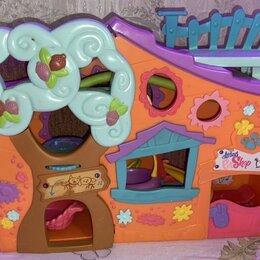 Игровые наборы и фигурки - Littlest pet shop домик, 0