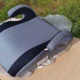 Автокресла - Новый Бустер zlatek группа 3 (22-36 кг) , 0