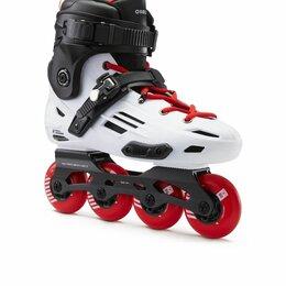 Роликовые коньки - Роликовые коньки fila skates nrk white 2013, 0