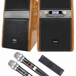 Системы караоке - Караоке музыкальный центр колонки акустика TEMEISHENG T270, 0
