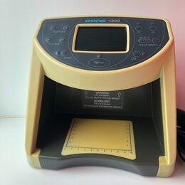 Детекторы и счетчики банкнот - детектор банкнот Dors 1200 б/у , 0