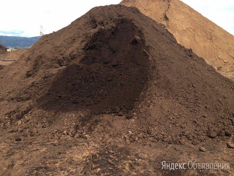 Плодородная земля по цене 500₽ - Субстраты, грунты, мульча, фото 0