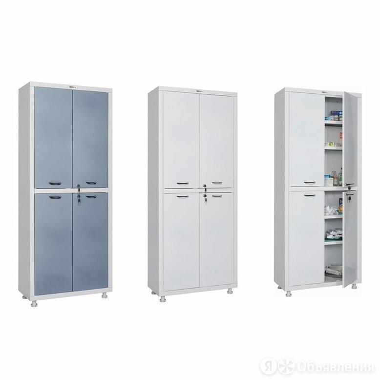 Медицинский шкаф ПРАКТИК МД 2 1670-SS по цене 13575₽ - Мебель для учреждений, фото 0