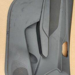 Интерьер  -  Обшивка двери передняя левая Hyundai Solaris, 0
